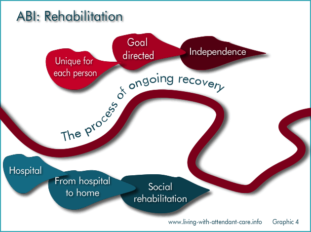 Graphic 4: ABI: Rehabilitation